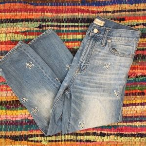 Madewell The Perfect Summer Jean Size 27
